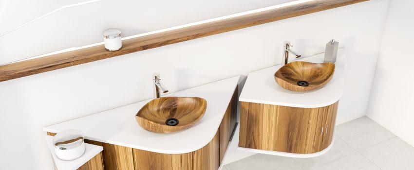 designerskie umywalki do przestrzeni publicznych